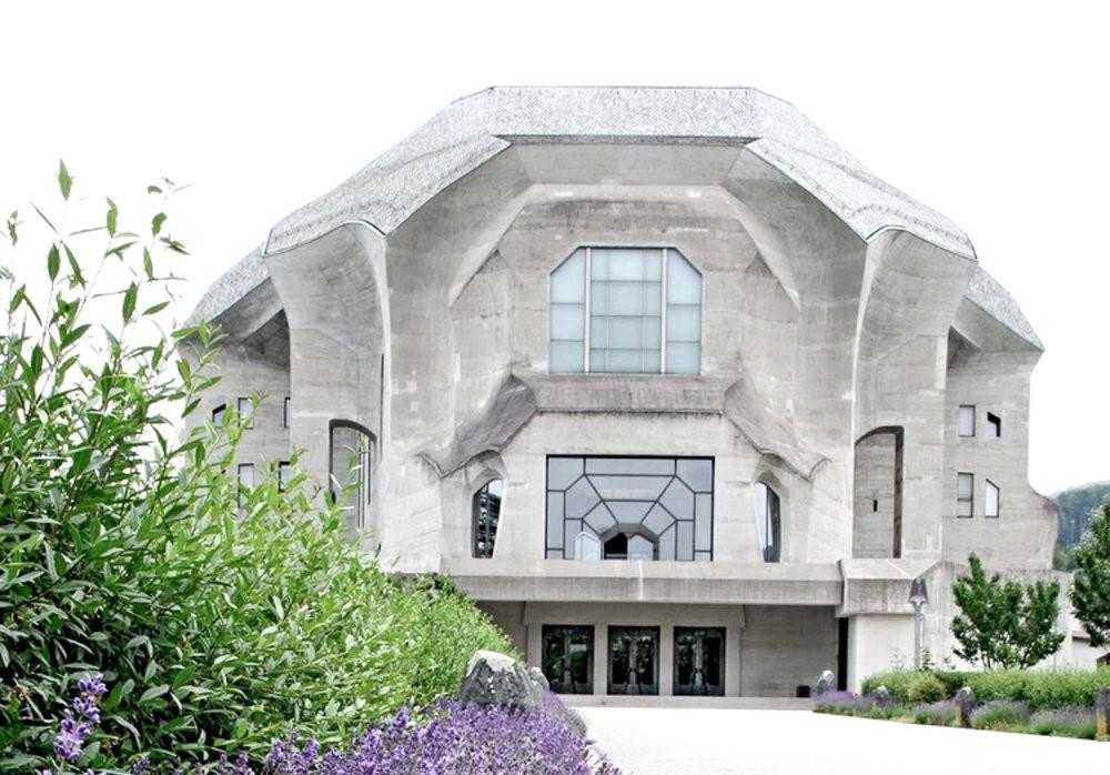 """Kompaktseminar : """"Goetheanum, Höhle der Kraft, Dolmen"""""""
